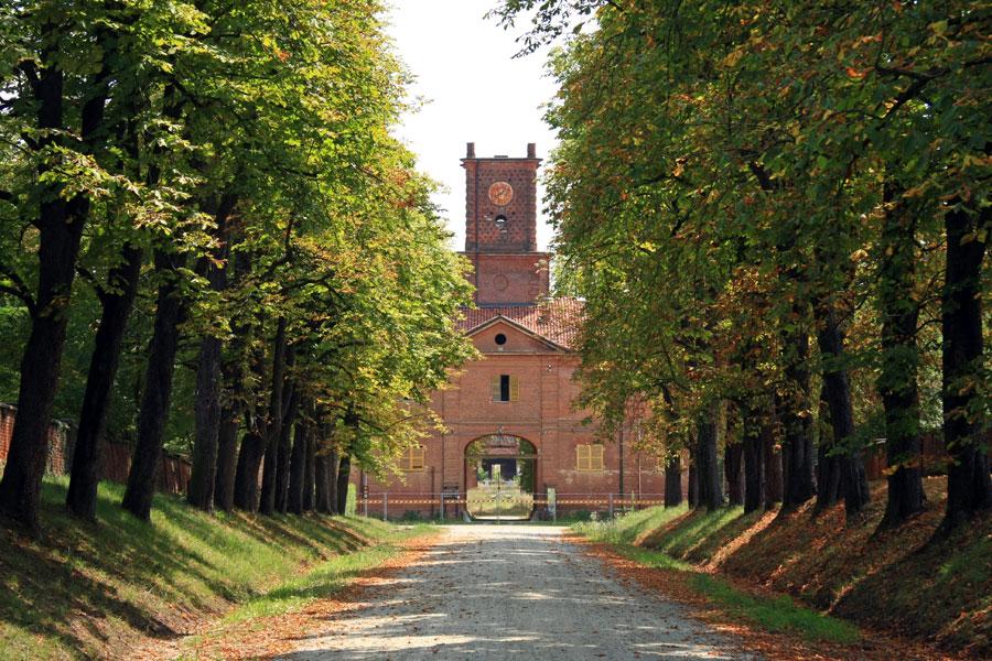 Castello della Mandria - Wikipedia