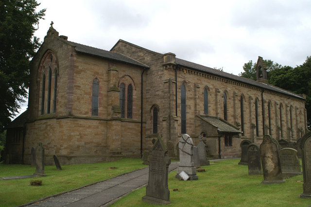 St David S Church Haigh Wikipedia
