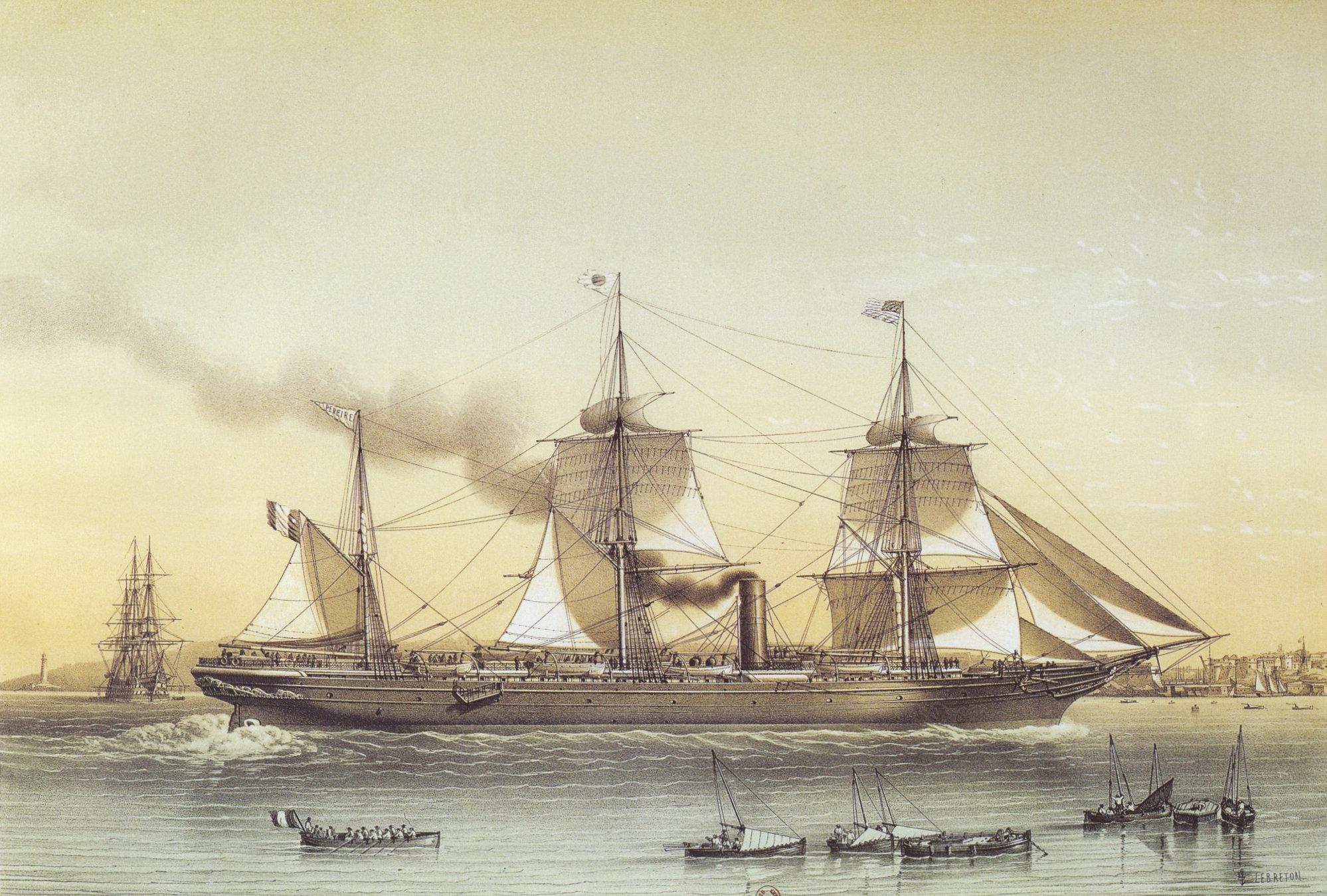 1000 images about steam ship vapeur on pinterest. Black Bedroom Furniture Sets. Home Design Ideas