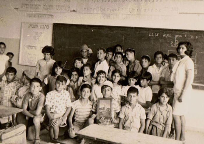 בית הספר תחכמוני בית שאן , שנות החמישים