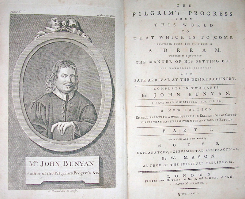 An analysis of christians pilgrimage by john bunyan