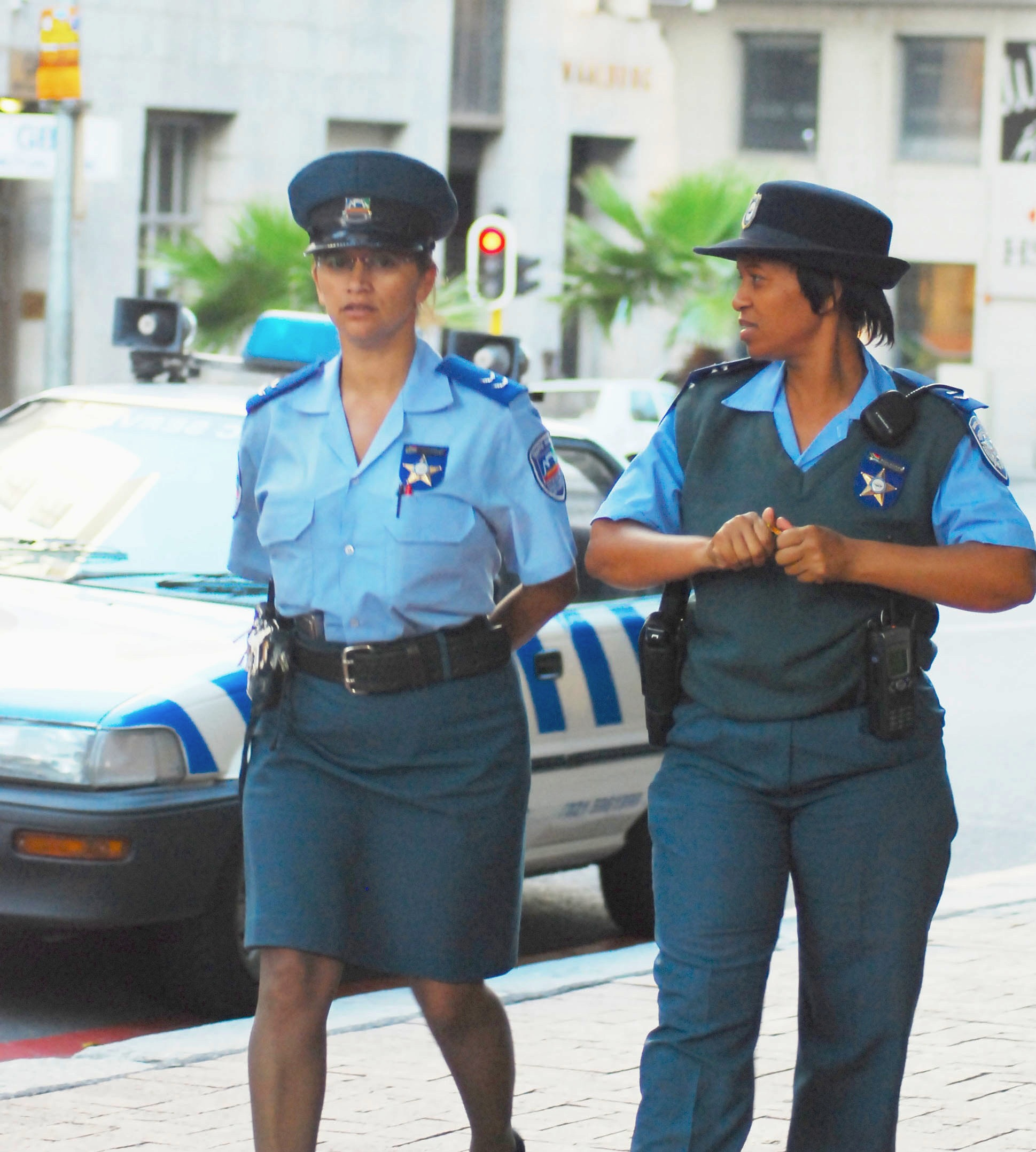 african american women in law enforcement