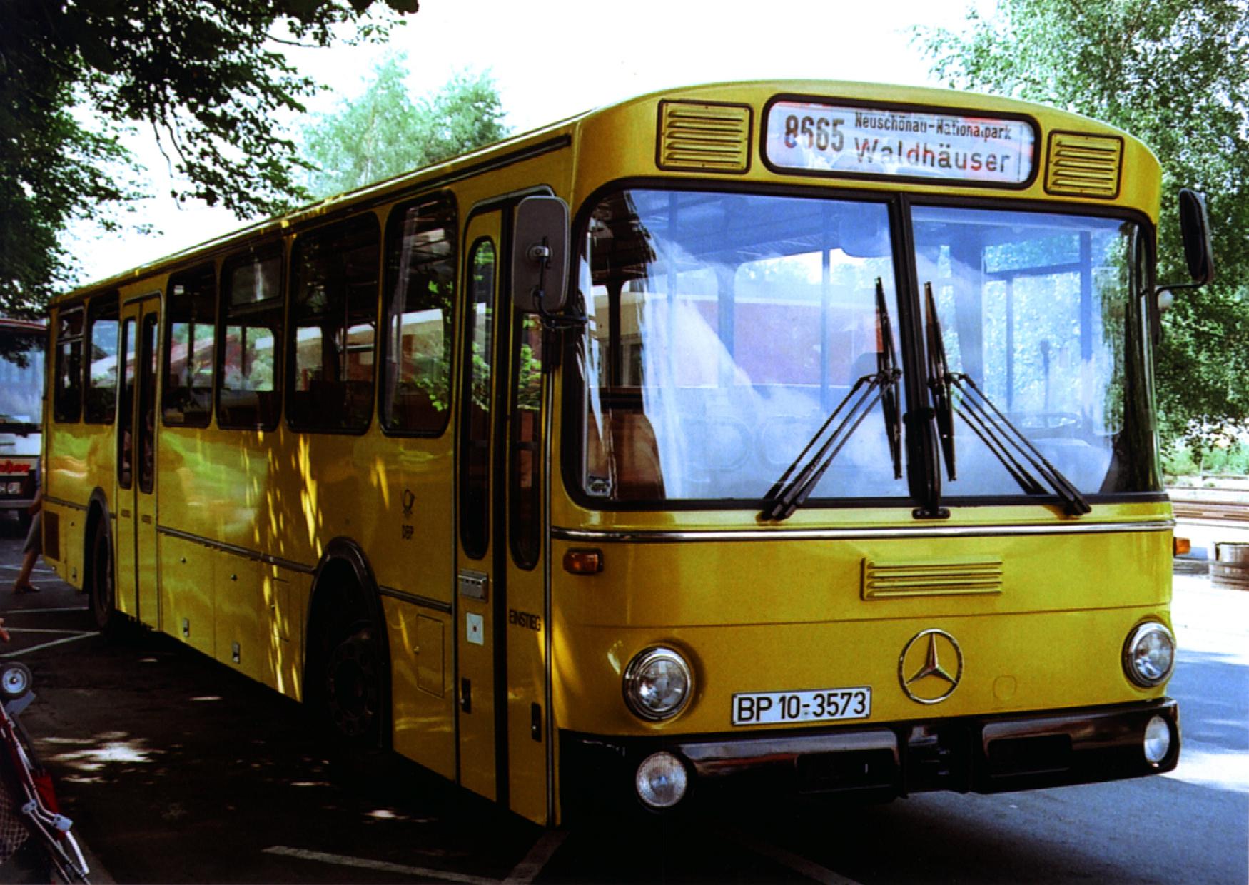 Wahing Post Bus Tour Heartland