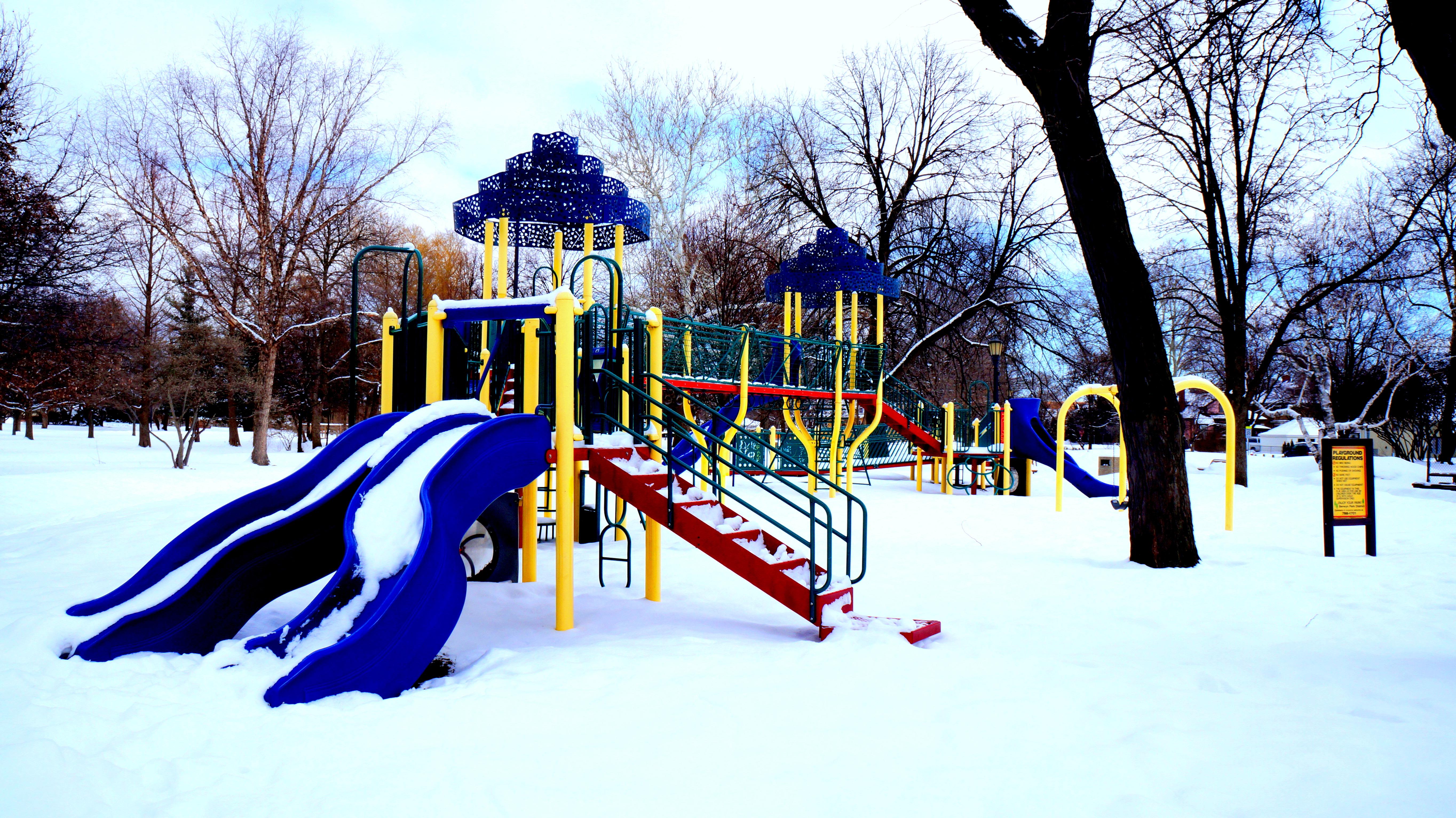 File proksa park playground jpg wikimedia commons for Winter gardens elementary school