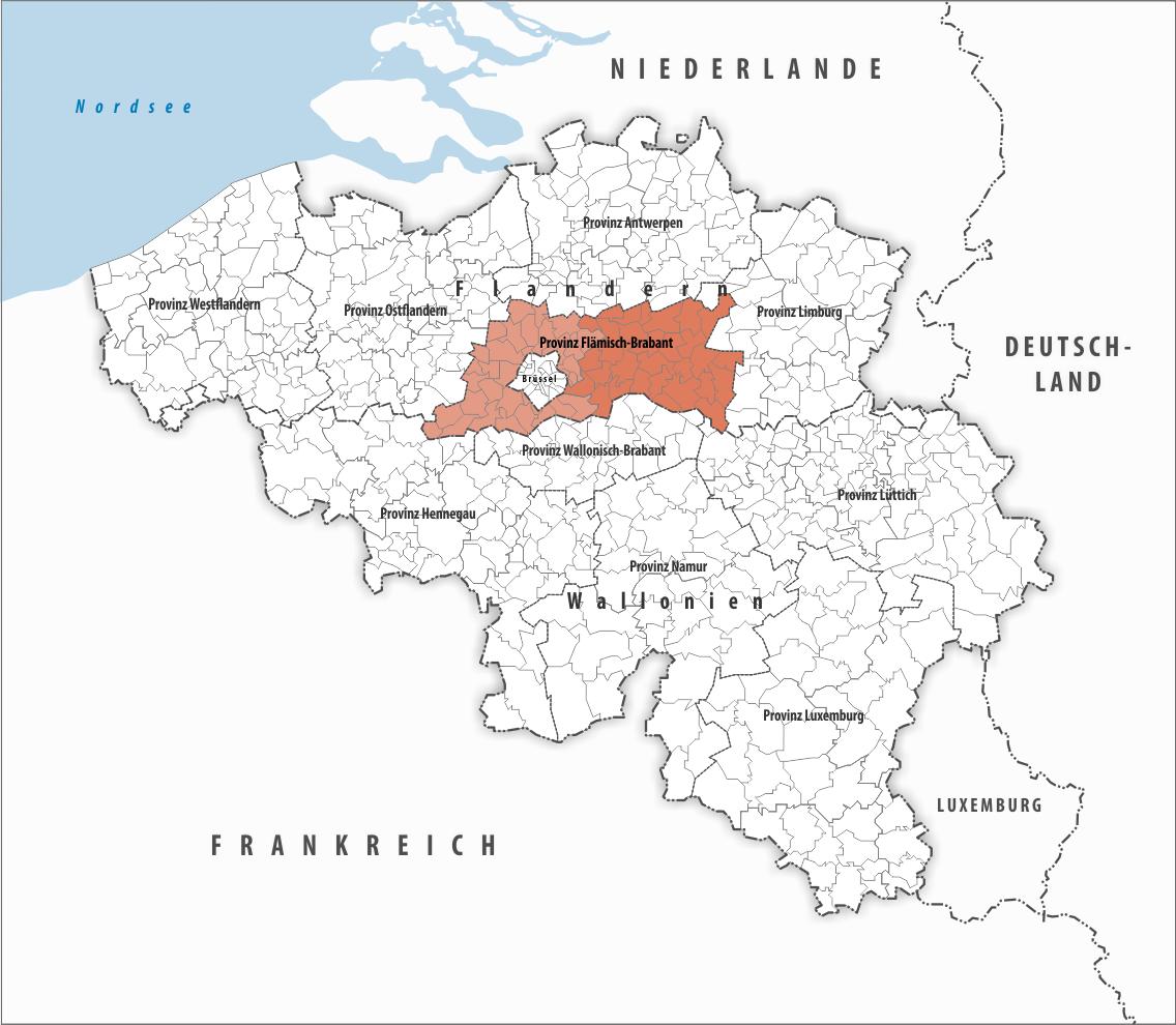 Belgische Provinz