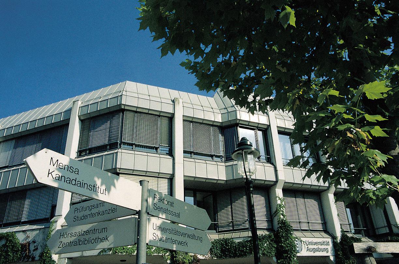 Universität Augsburg – Wikipedia