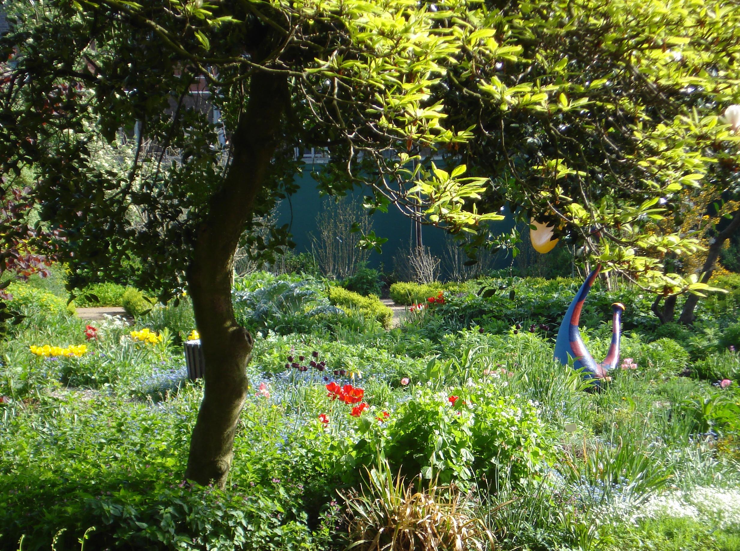 Botanische Tuin Rotterdam : Bestand rotterdam cederstraat tuin g wikipedia