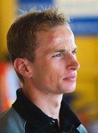 Rune Holta Polish speedway rider