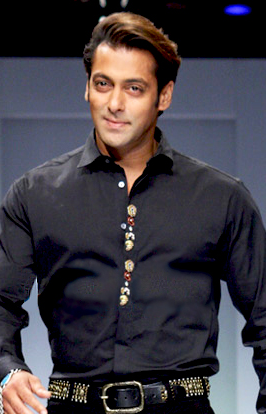 Salman Khan in 2009