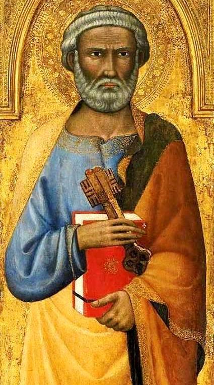 Bildergebnis für Petrus ikone