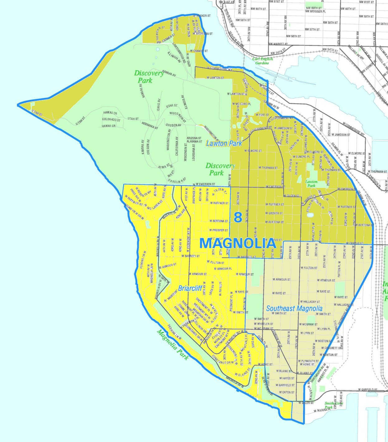 FileSeattle  Magnolia mapjpg  Wikimedia Commons
