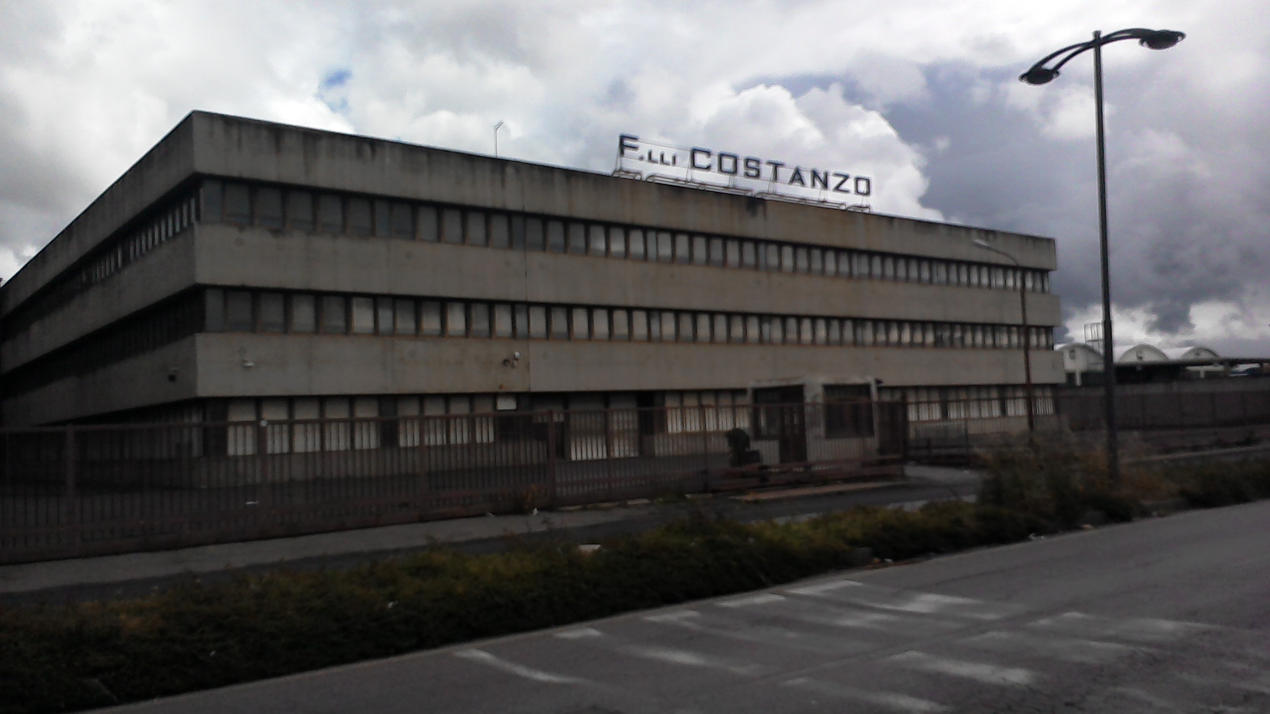 Imprese Di Costruzioni Catania carmelo costanzo - wikipedia
