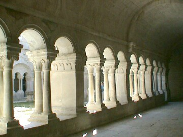 The cloister of Senanque Abbey, Provence Senanquecloister.jpg