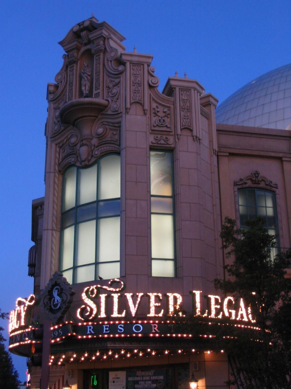 Silver legacy hotel casino reno casino missouri