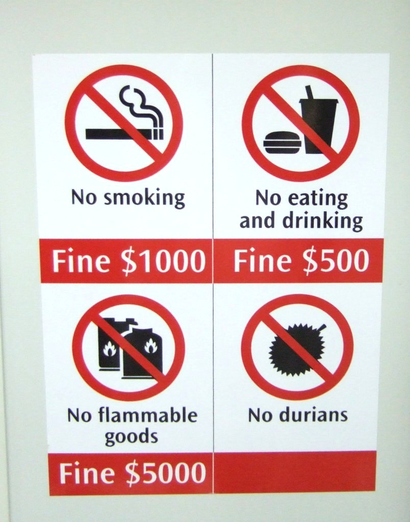 Image result for durian banned