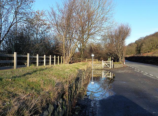 Site of Alltddu Halt - geograph.org.uk - 1138316