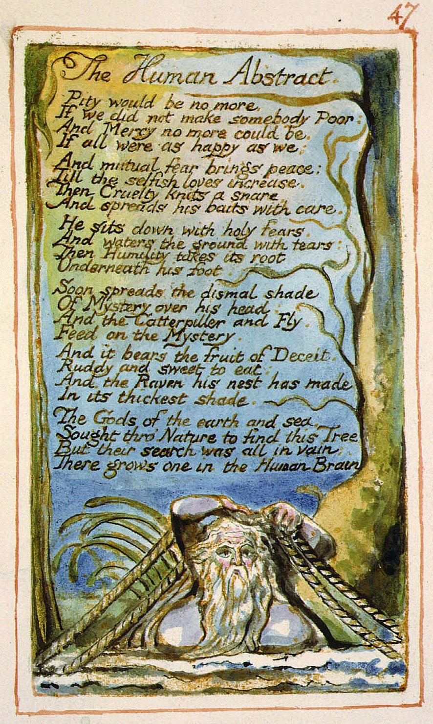William Blake Essays (Examples)
