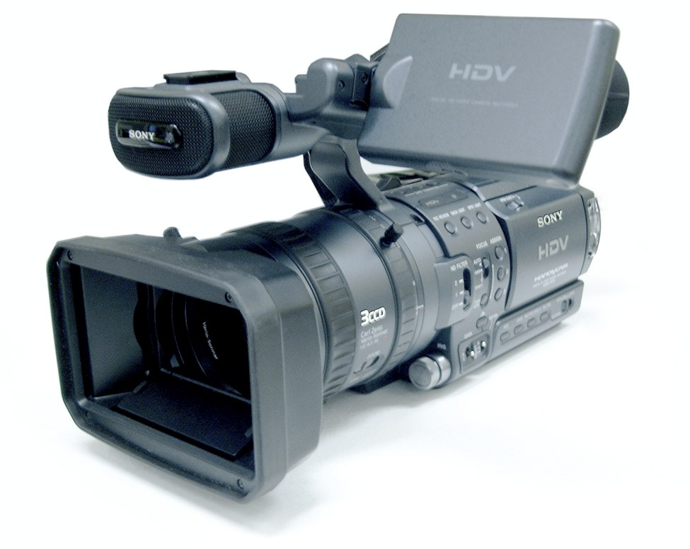 Camcorder wikipedia - Tv in camera ...
