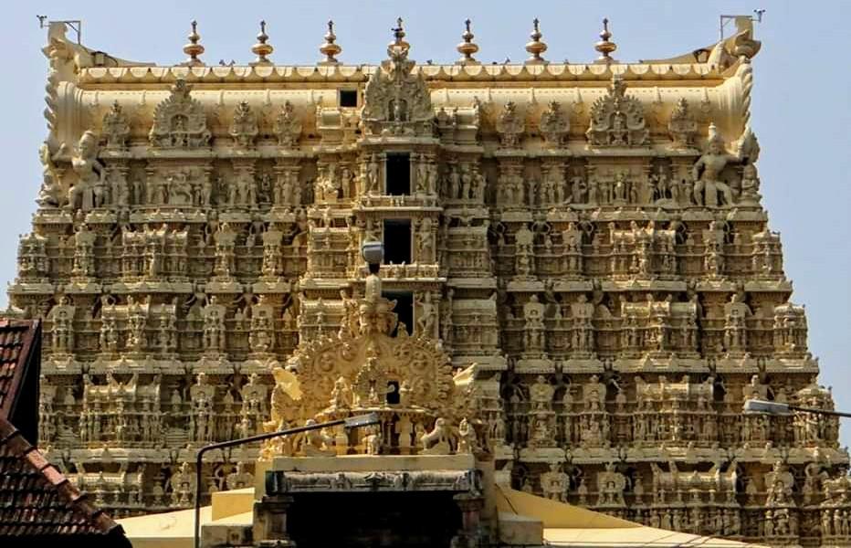 Update: The Padmanabhaswamy Temple Case