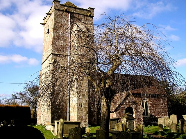 St Michael and All Angels parish church, Abenhall, Gloucestershire