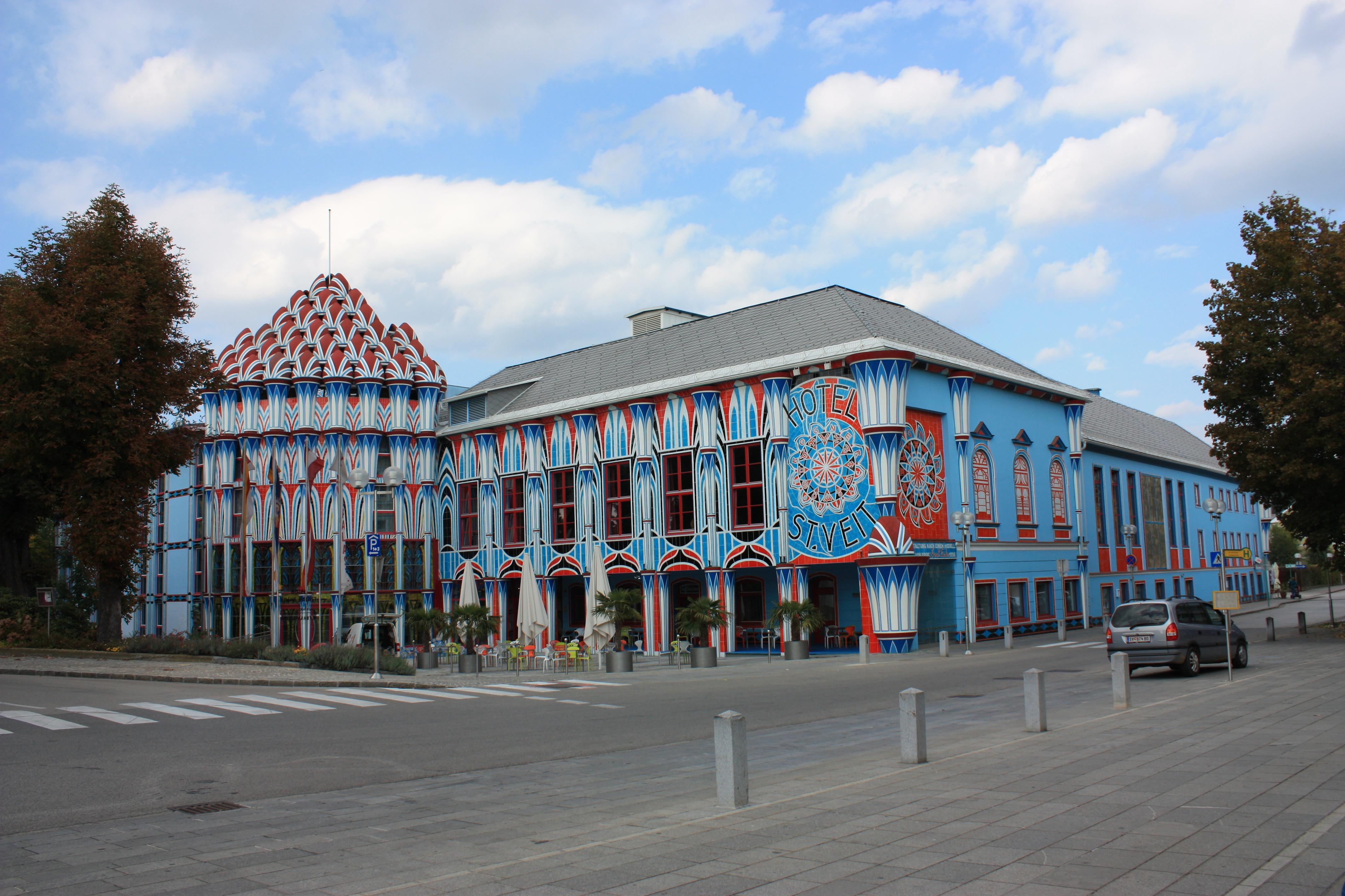 Hotel In St Veit An Der Glan