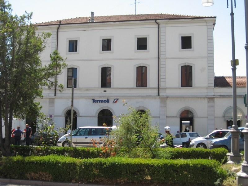 Termoli railway station