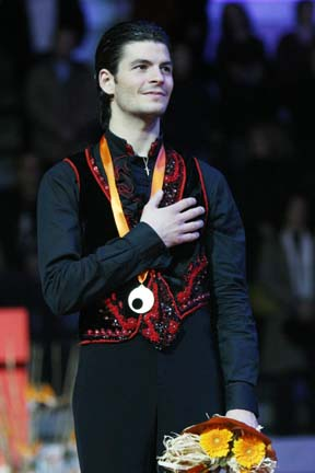 Stephane LAMBIEL Grand Prix Final 2007-2008