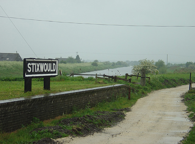 Stixwould Station on the Water Rail Way - geograph.org.uk - 434225