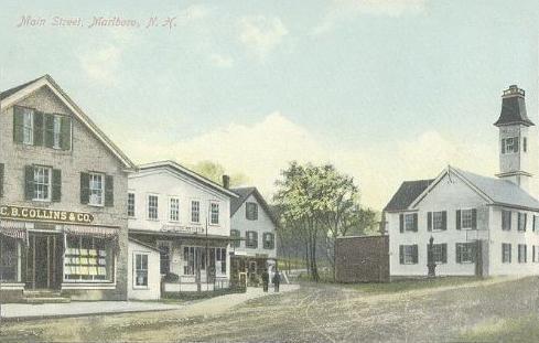 Marlborough mailbbox