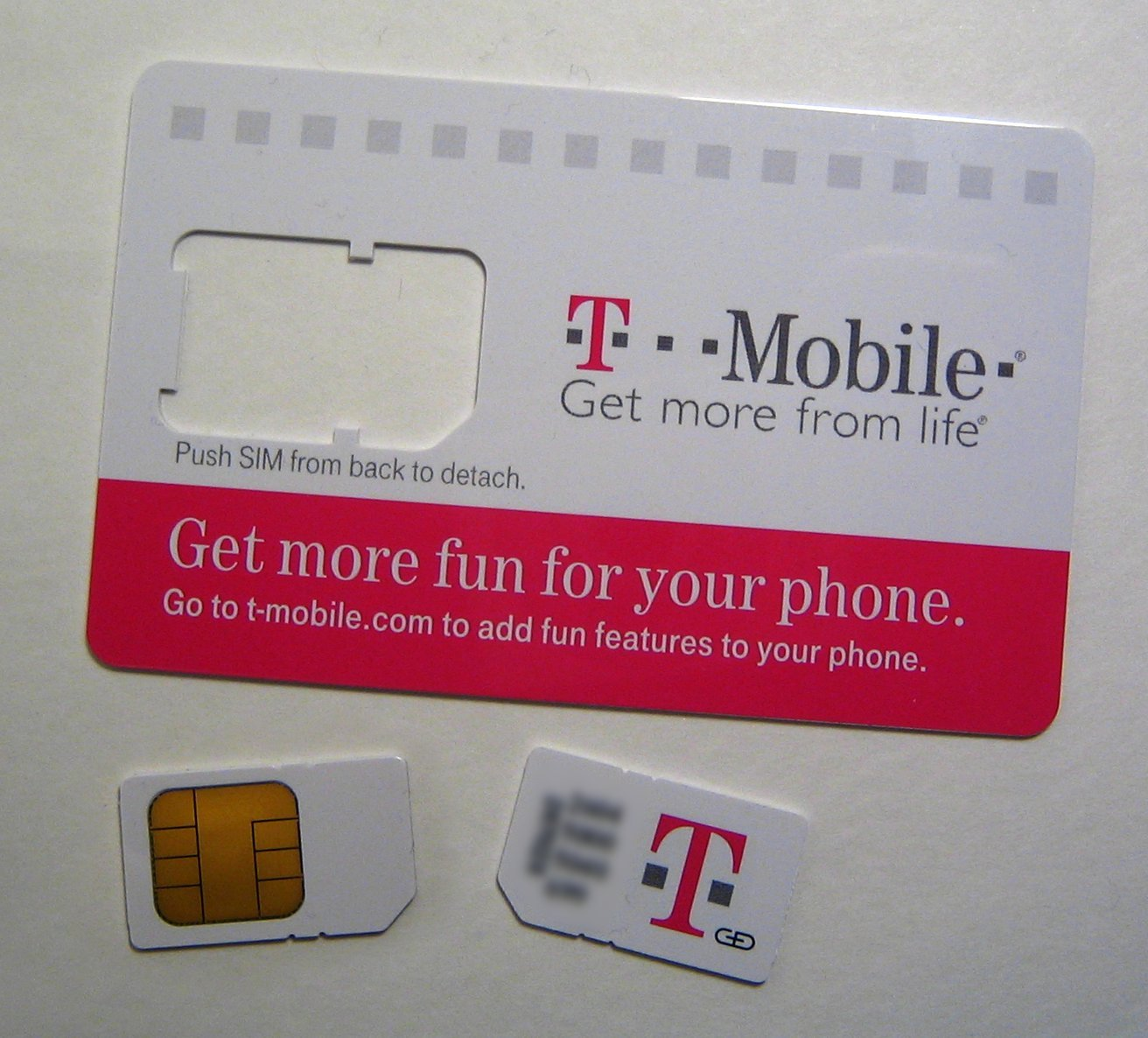 Unlock Iphone T Mobile Sim Card