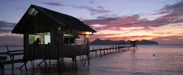 Pom Pom Island Hotels