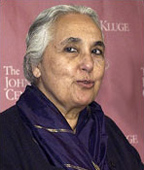 Romila Thapar speaking at the U.S. Library of ...