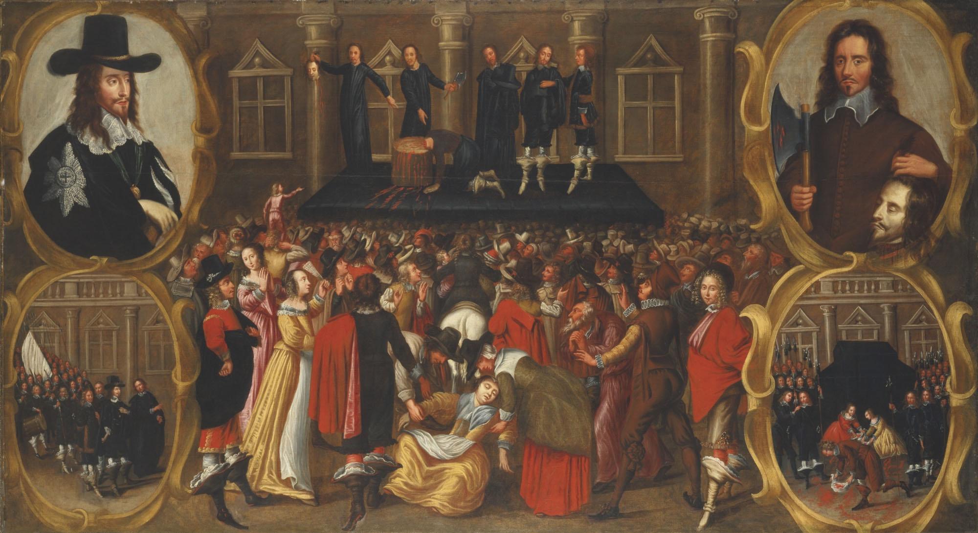 why parliament diskliked charles i essay
