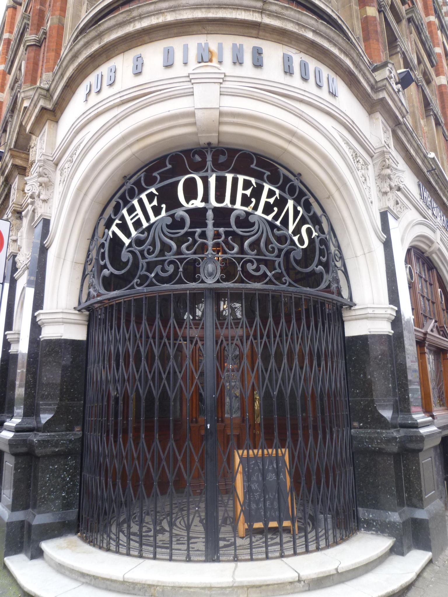 Queens Hotel London Vereinigtes Konigreich