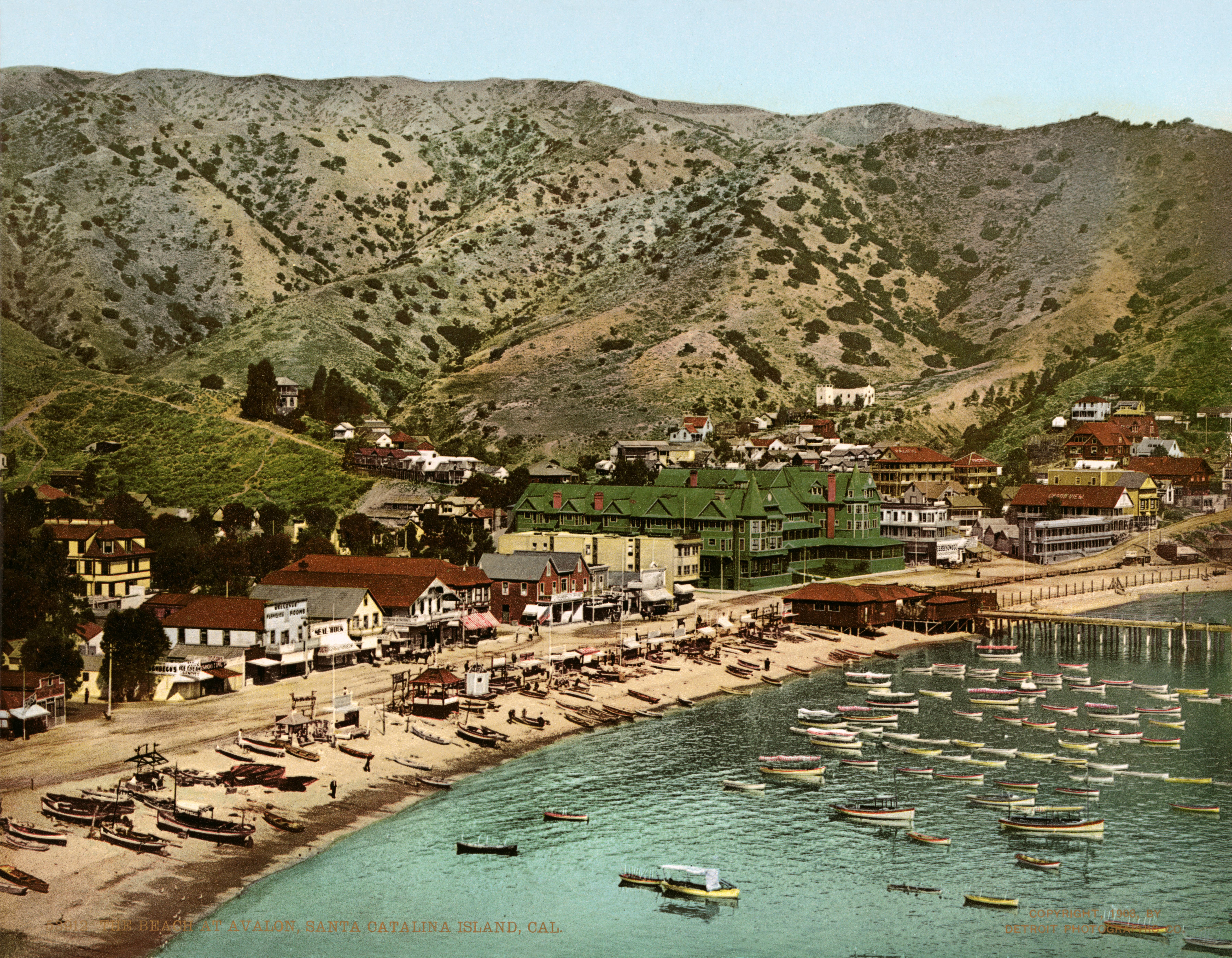 Catalina Island Avalon Restaurants