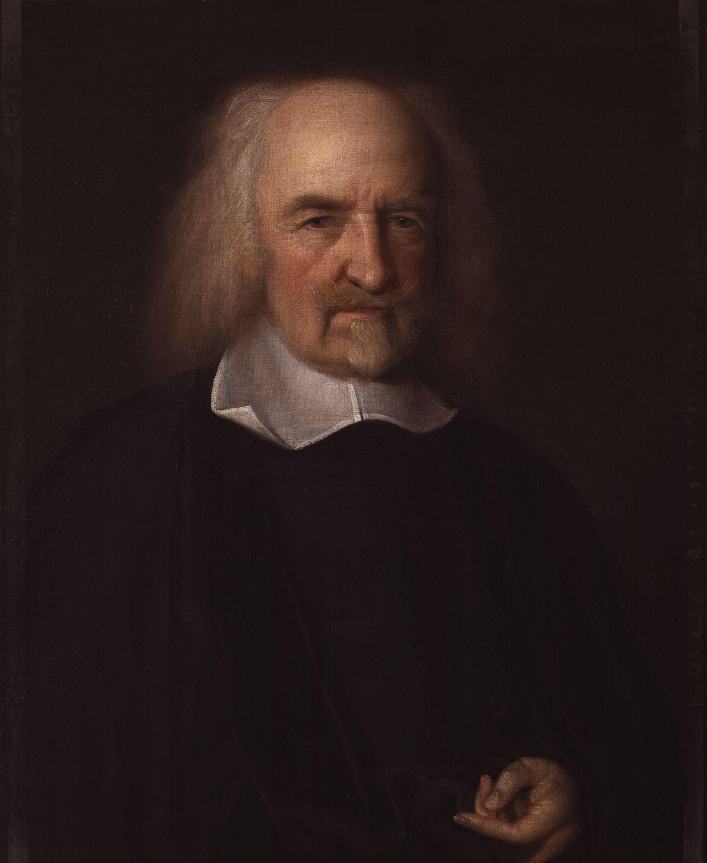 a biography of thomas hobbes an english philosopher Chapter fifteen: thomas hobbes thomas hobbes was a noted english political philosopher, most famous for his book leviathan (1651) hobbes was born in.