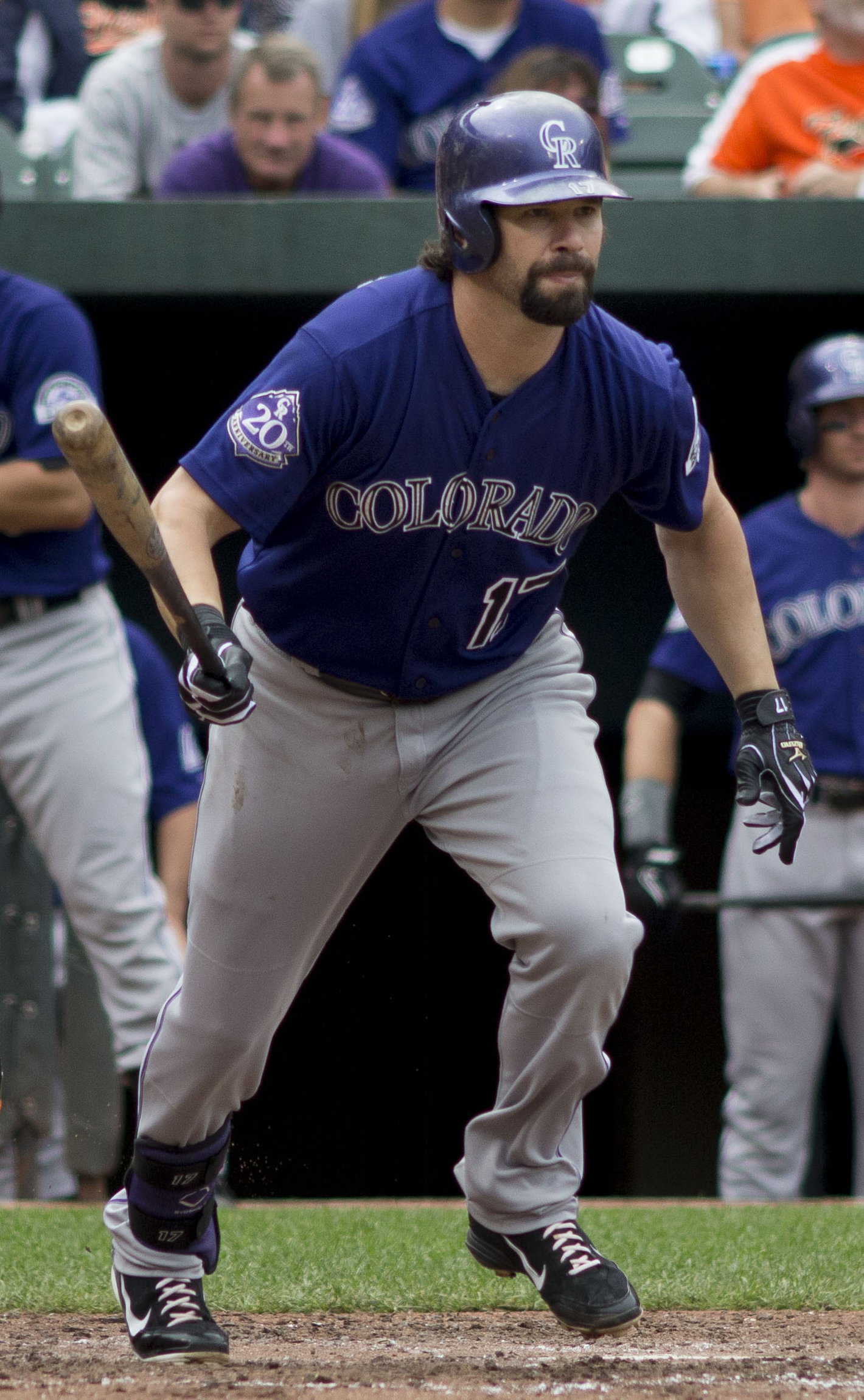 Image result for todd helton