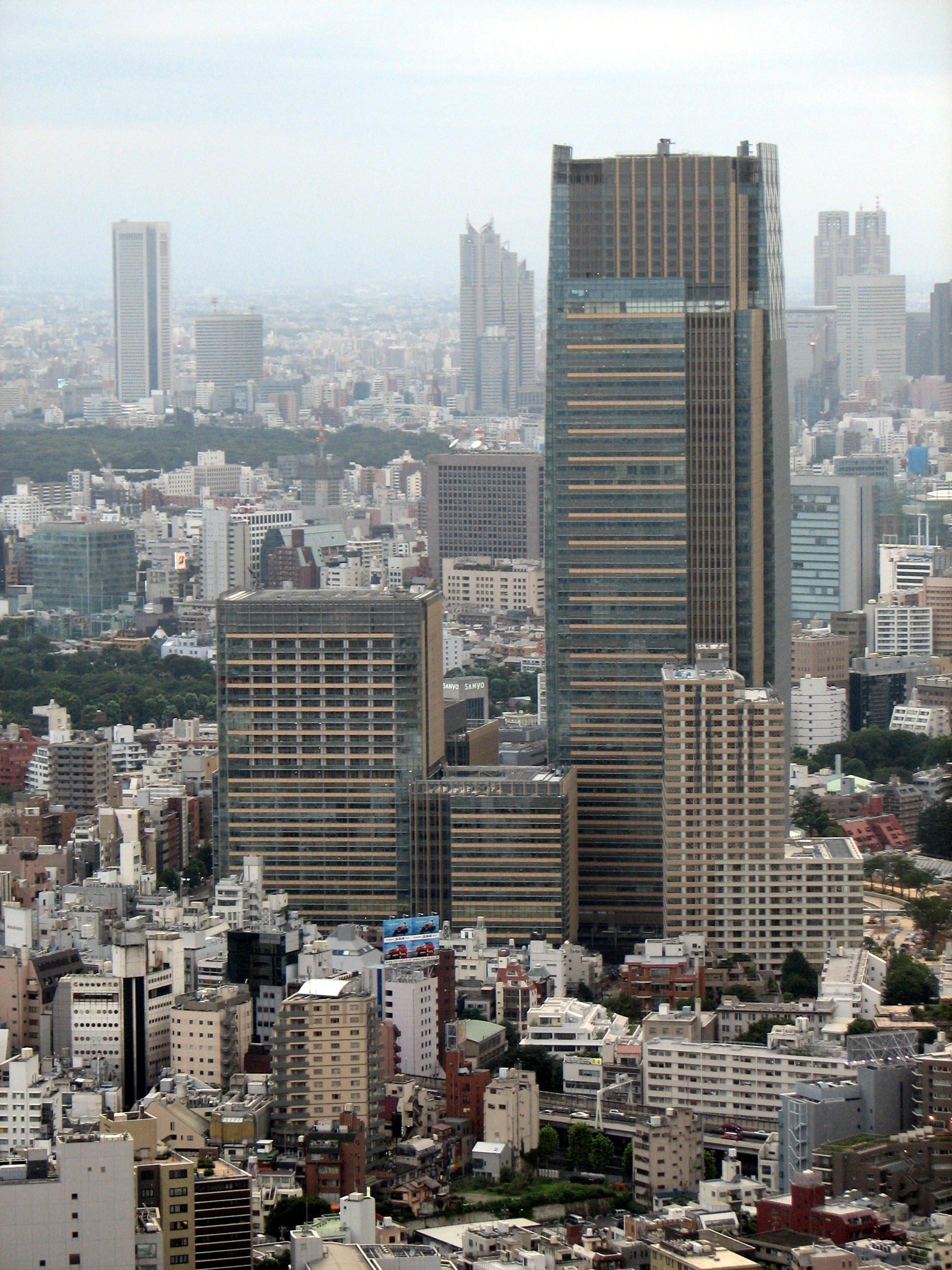 a] Tokyo Midtown 東京ミッドタウン - anoword : Search - Video ...