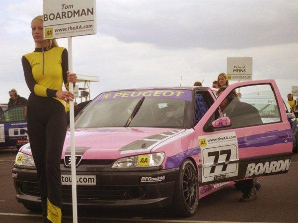 Boardman Park Car Show