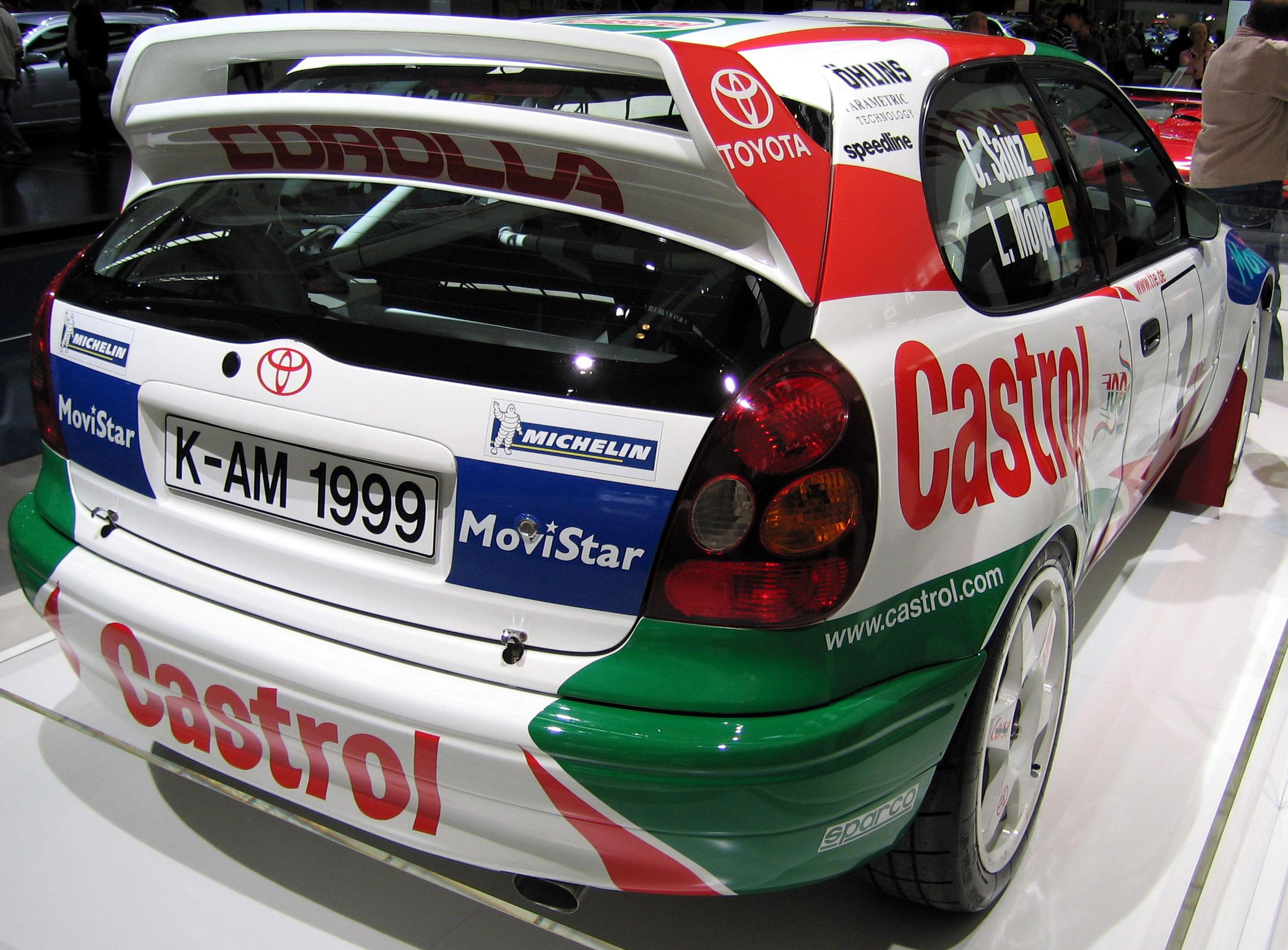 Kelebihan Kekurangan Toyota Corolla Wrc Perbandingan Harga