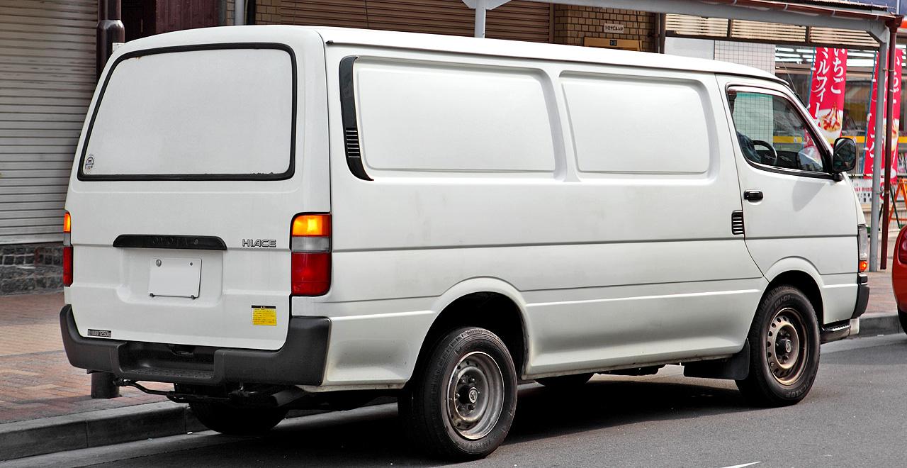 File Toyota Hiace 100 Long Van 004 Jpg