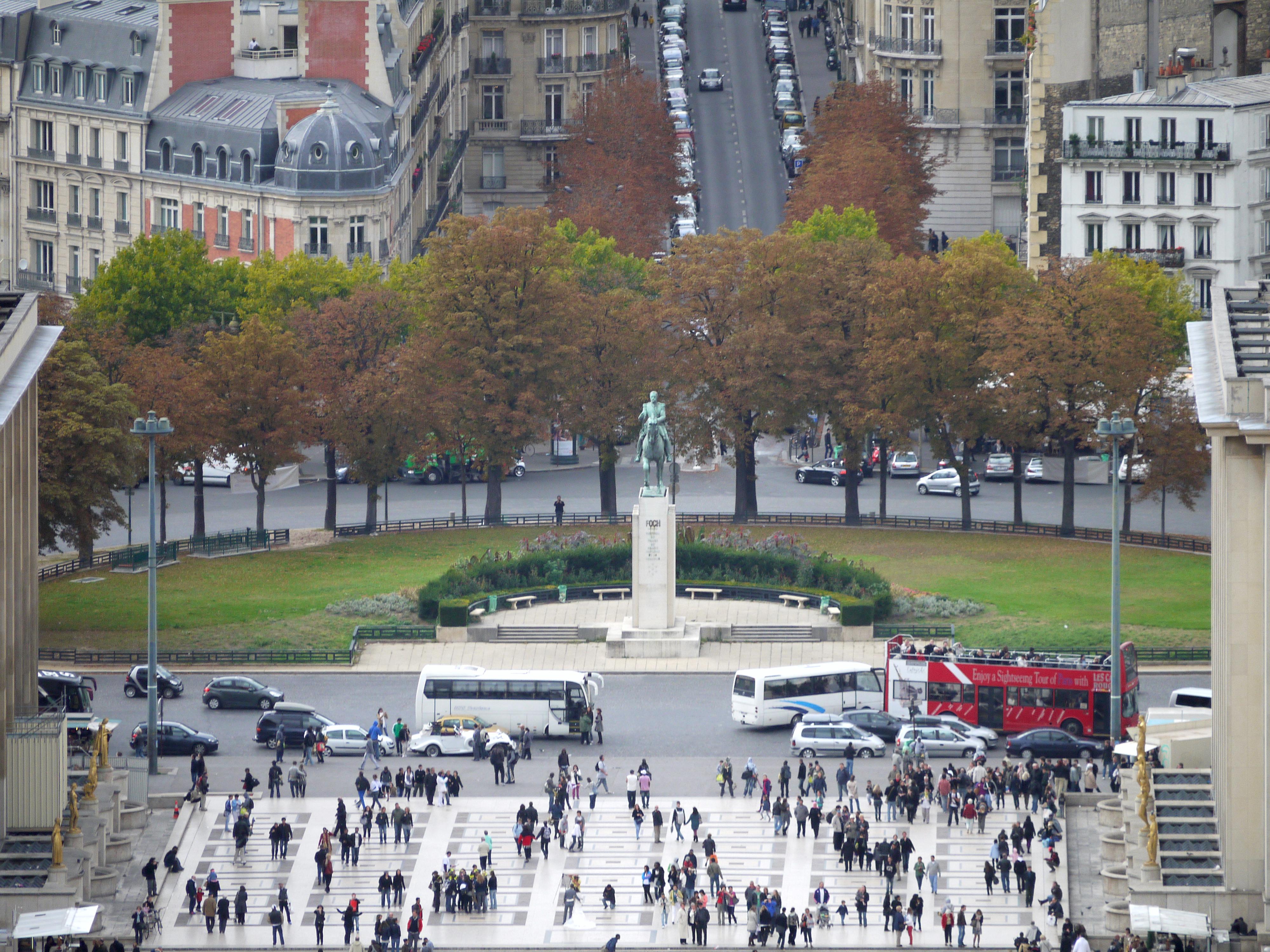 Place du Trocadéro et du 11 Novembre