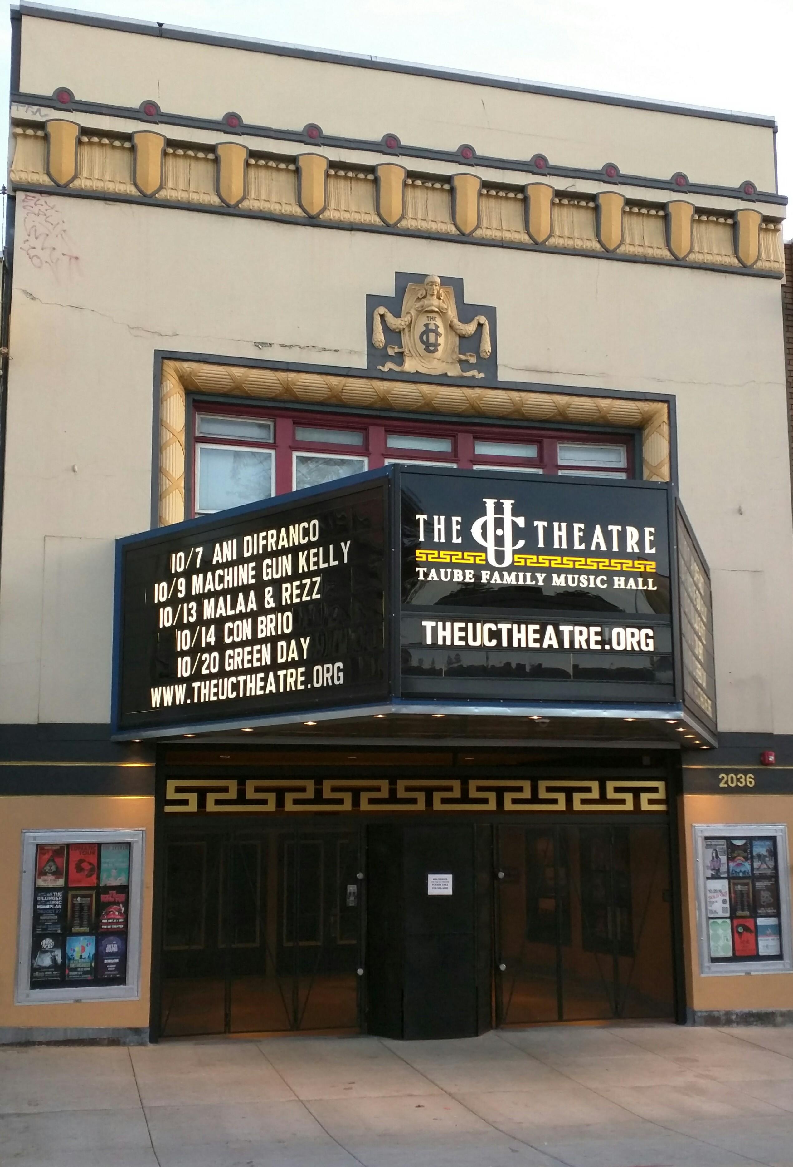 Uc Theatre Wikipedia