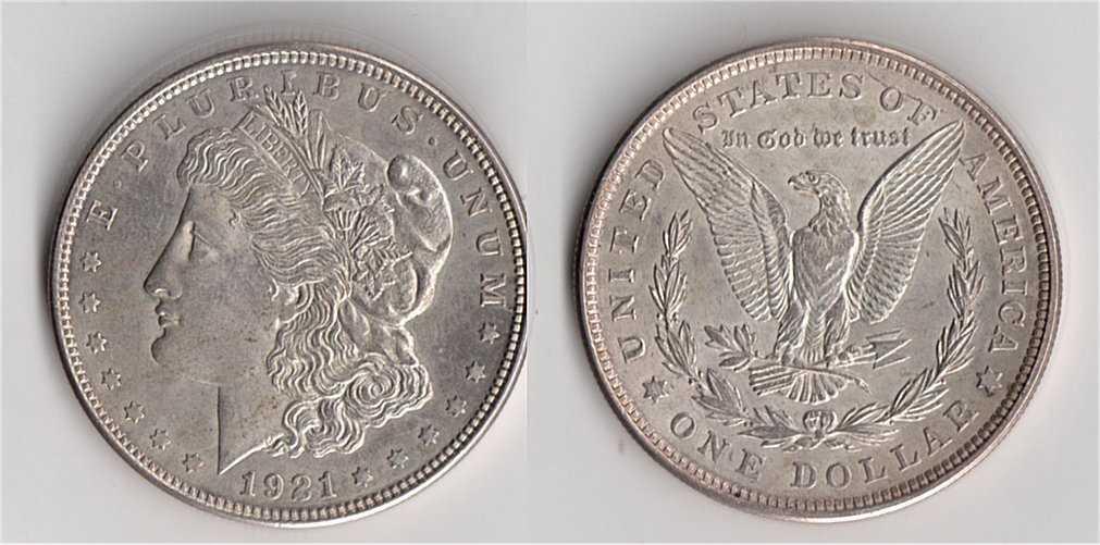 1 доллар 1921 как отличить поддельную монету царской россии