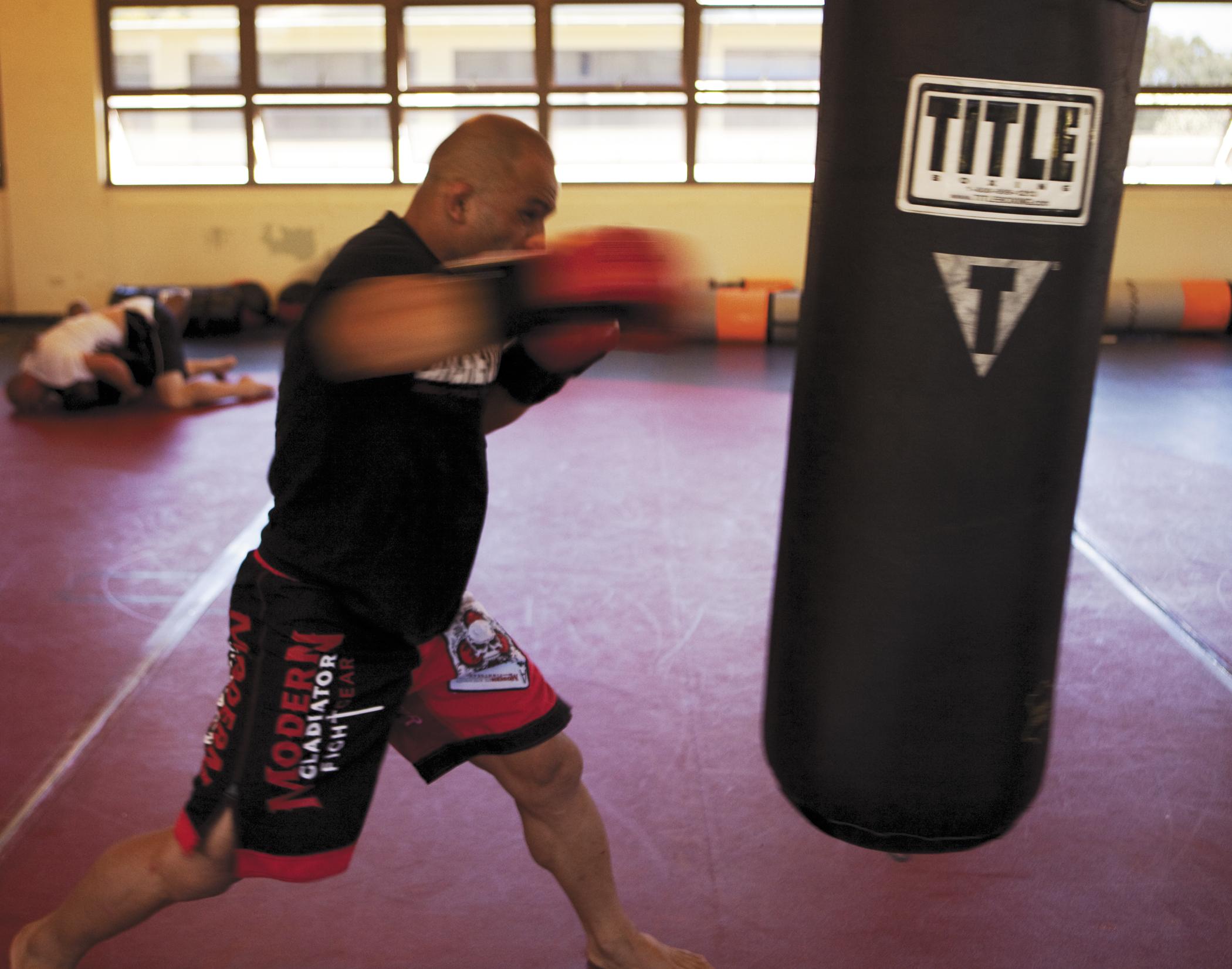 Punching bag - Wikipedia
