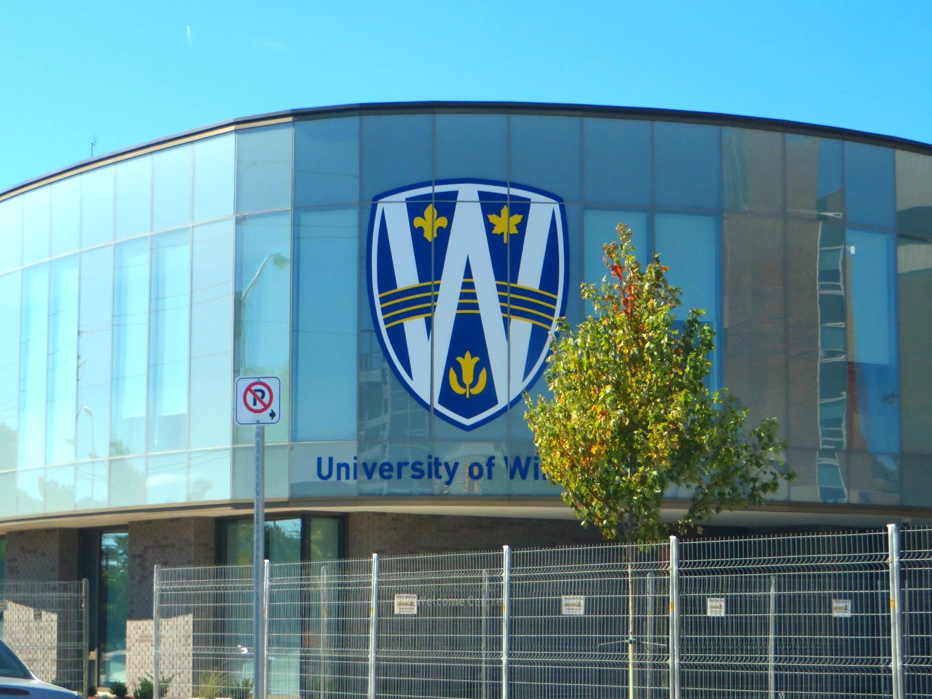 Uwindsor Campus Map.File University Of Windsor Windsor Ontario 21584986768 Jpg