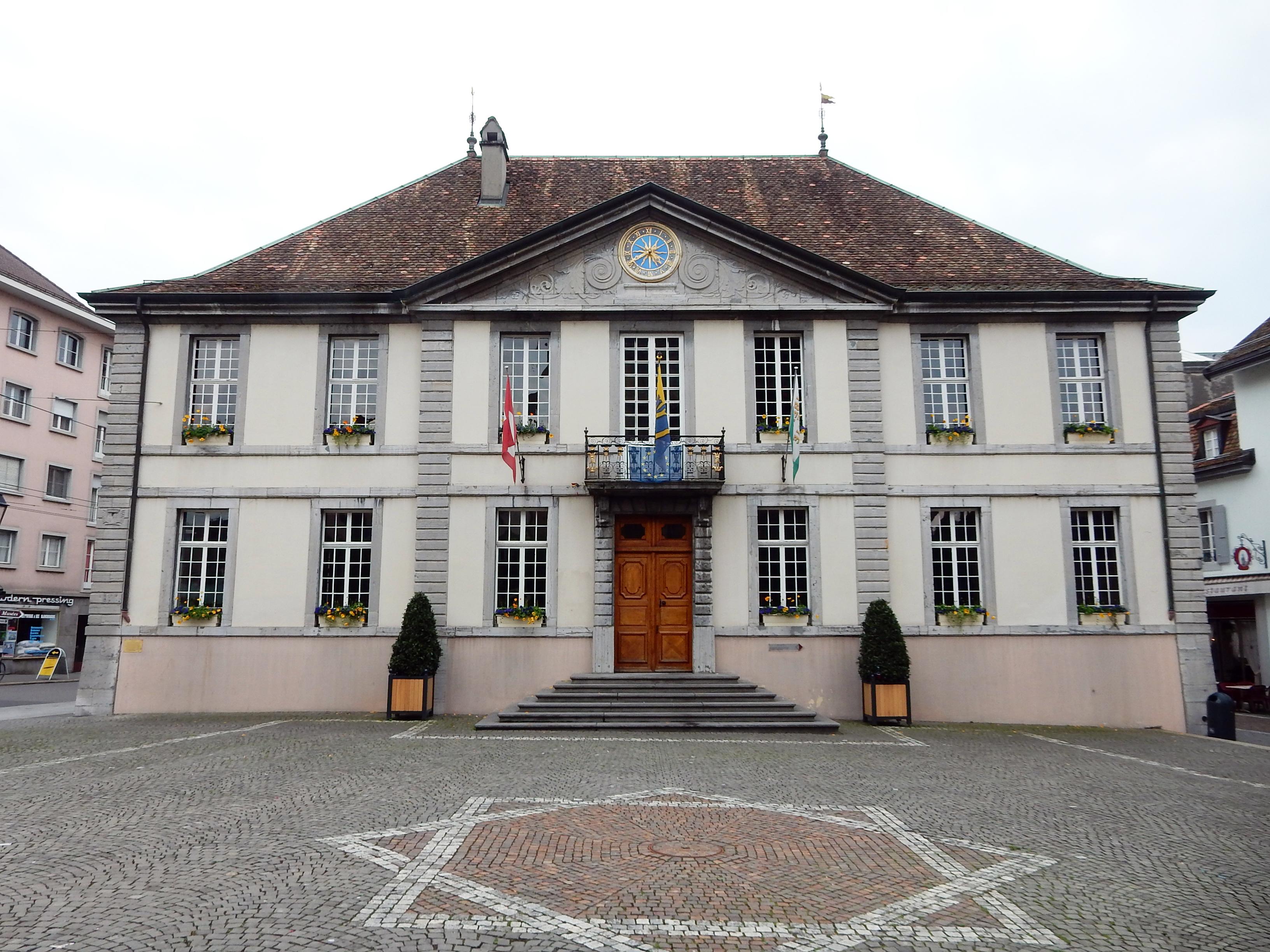 File vevey h tel de wikimedia commons for Hotel de ville