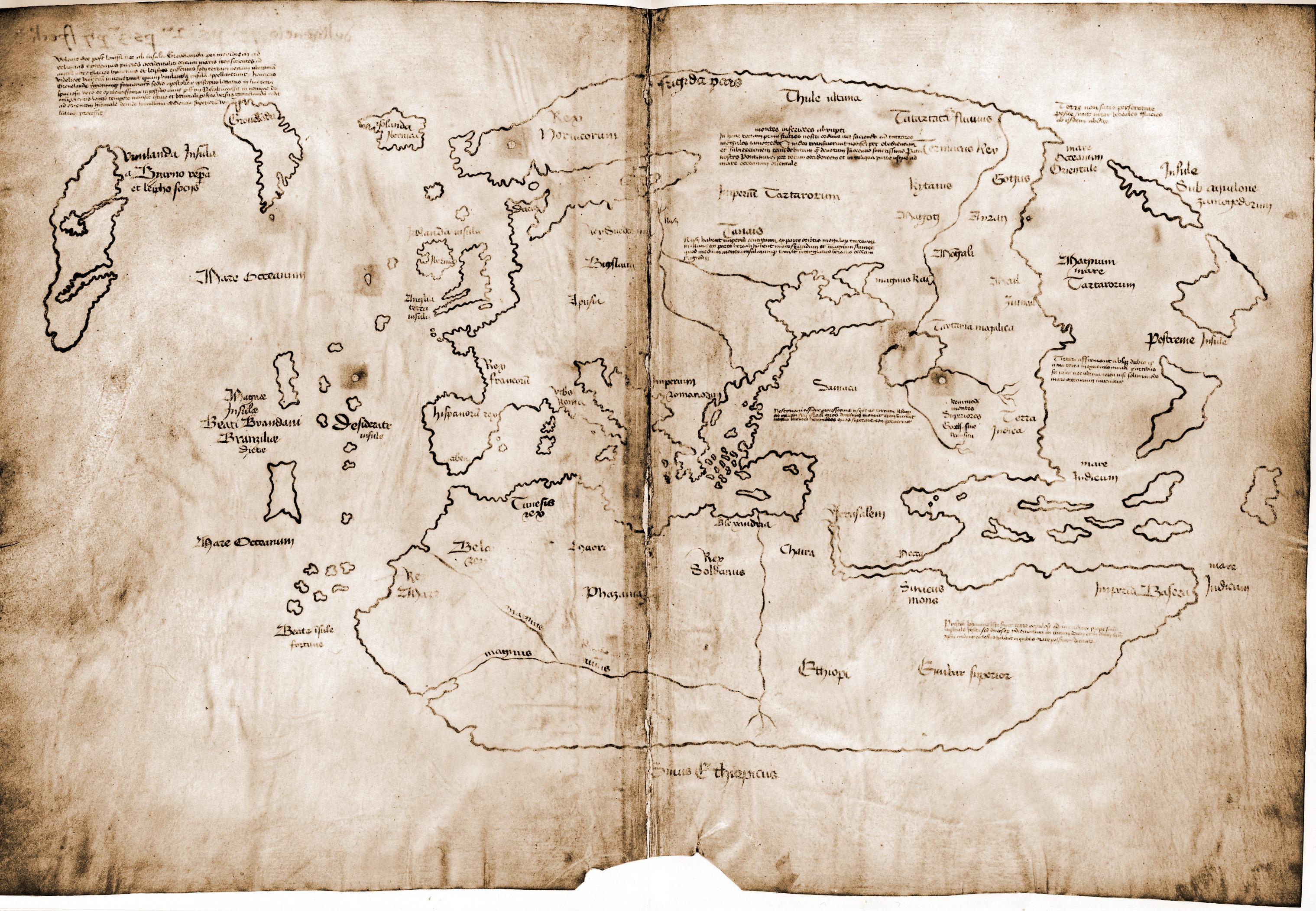 Vinland Map Wikipedia