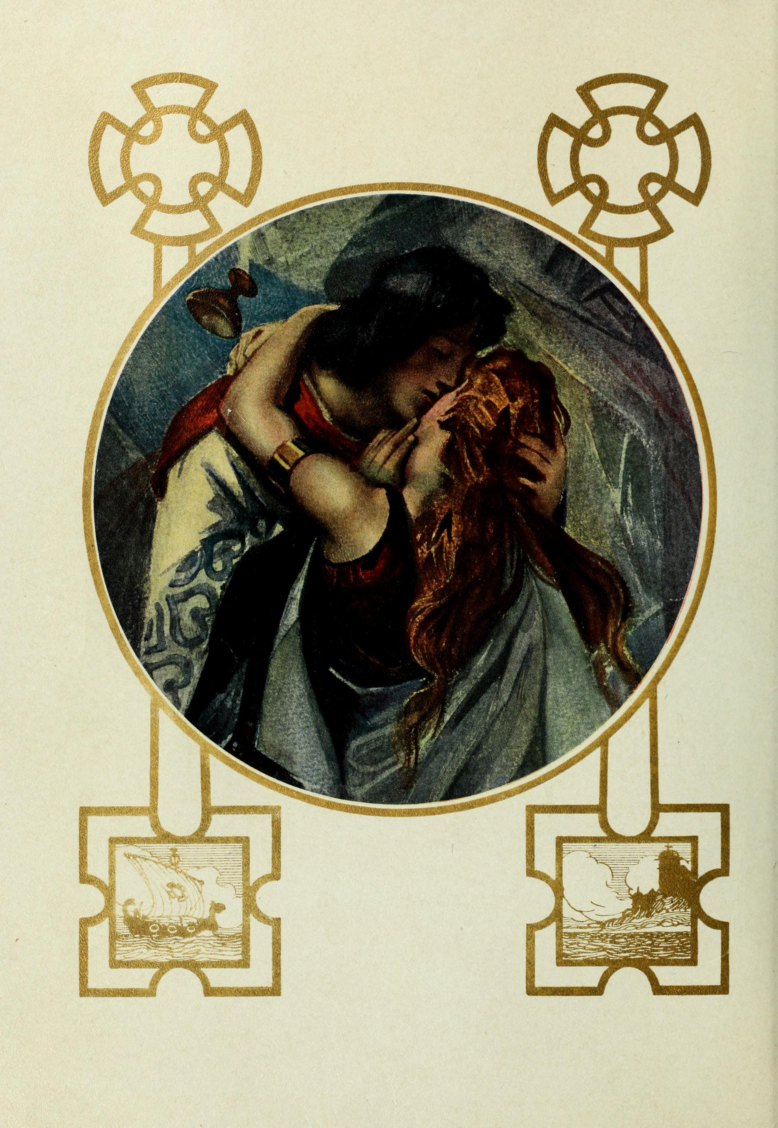 the romance of tristan and iseult sparknotes