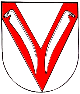 Coat of arms of Kommen